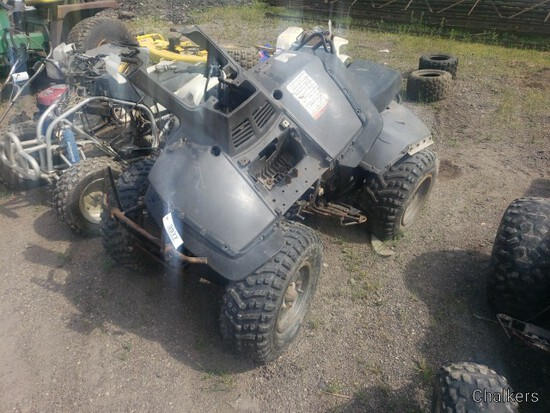 4 wheeler Parts Machine