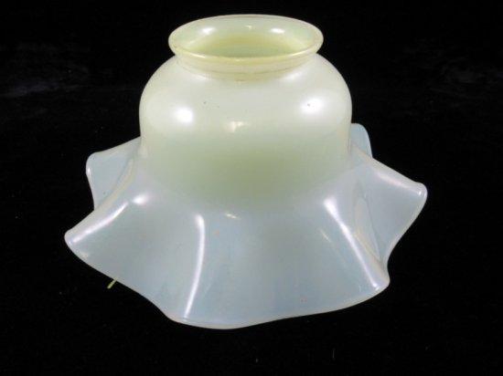 Antique Glass Light Globe