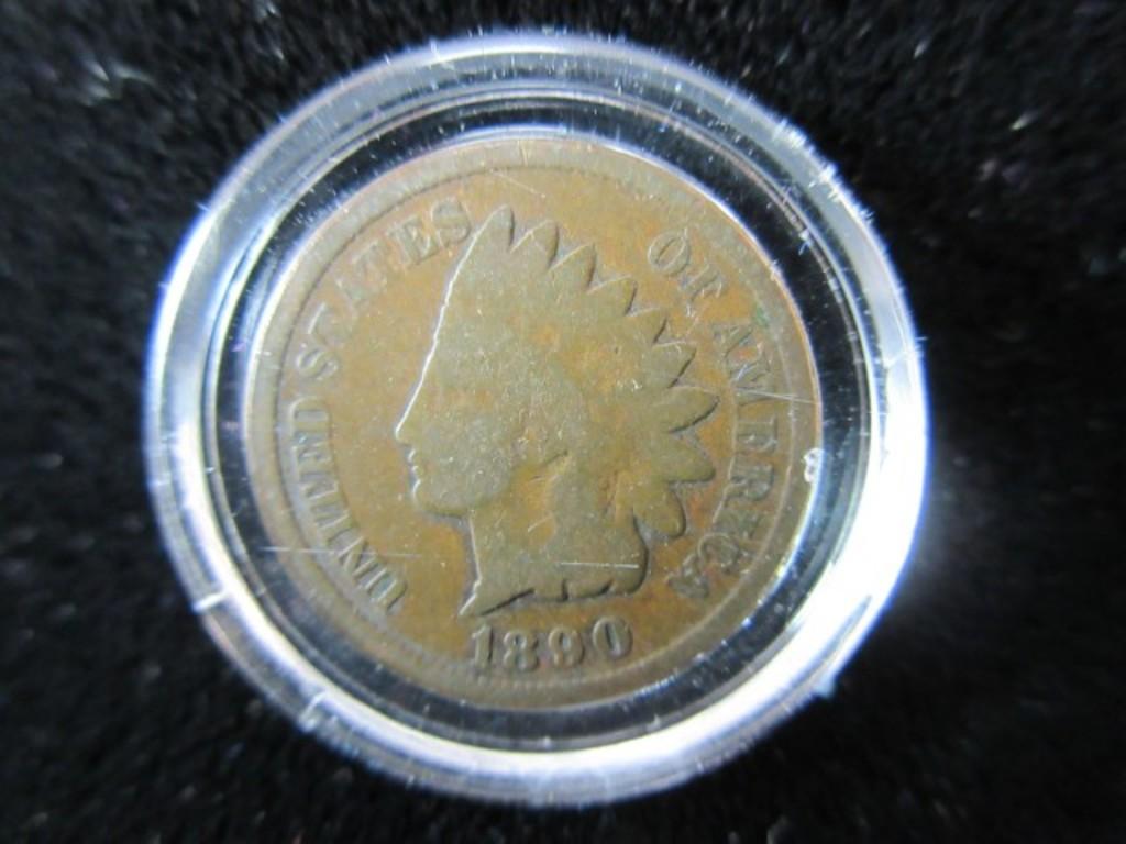 1890 indian head penny ebay