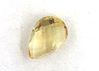 Checkerboard Citrine 1.780 ct