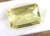Nice Lemon Citrine Checkerboard 9.915 ct