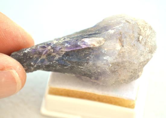 100+ Carat Amethyst Crystal Point
