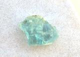 2.73 Carat Piece of Fine Aquamarine Rough