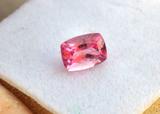 1.29 Carat Very Bright Pink Tourmaline
