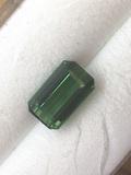 Dark Green Tourmaline 0.92 ct