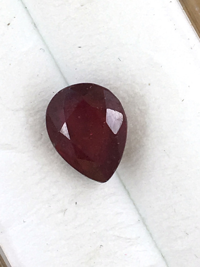Ruby 2.04 ct
