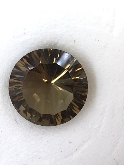 Amazing Smokey Quartz 7.97 ct