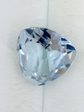 Sky Blue Topaz Trillion Cut 4.9 ct