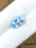Sky Blue Topaz Teardrop .86 ct