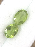 Matched Set of Peridot 1.62 ct