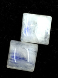 Matched Set of Moonstones 10.58 ct