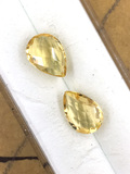 Citrine Matched Set 3.69 ct
