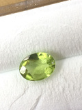 Peridot Oval 0.77 ct