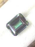 Mystic Topaz Cushion Cut 1.59 ct