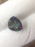 Mystic Topaz Trillion Cut 1.48 ct