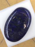 Blue Lapis Oval 42.94 ct
