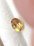 Citrine Oval 2.39 ct