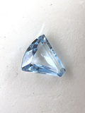 Sky Blue Topaz  Fancy Cut 1.96 ct
