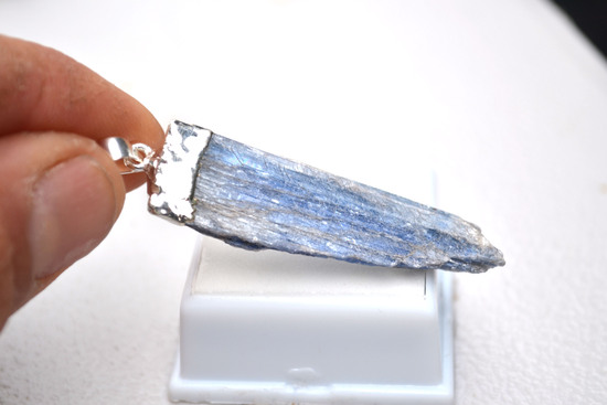 8.91 Gram Kyanite Crystal Pendant
