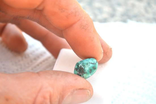 5.62 Carat Chunk of Beautiful Turquoise