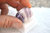 104.92 Carat Very Fine Amethyst Tip