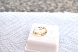 11.89 Carat Oval Cut Crystal Quartz
