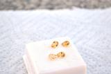 1.57 Carat Set of Beautiful Pear Cut Citrines