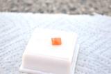 0.86 Carat Mexican Fire Opal