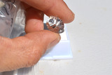 7.03 Carat Very Fine Brazilian Oval Millennium Cut Crystal Quartz