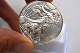 2011 Silver Eagle -- 1 Oz Fine Silver Coin