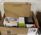 Small Box Of Electronics