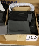 John Varvatos Morrison Leather Purse & Storage Bag