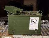 Vintage SAIC Digital Military Computer # V2-LC