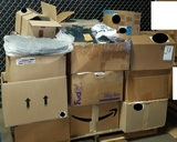 Boxed Pallet ~ Unclaimed Clothing & Some Returns