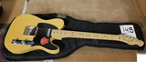Fender Baja Telecaster Electric Guitar & Gig Bag