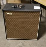 Vox Speaker Cabinet W/ Casters ~ Model # V412BN