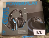 Logitech Wireless Charging System & Gaming Headset