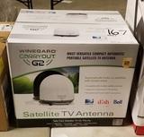 Winegard Carryout G2 Portable Satellite Tv Antenna