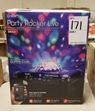 ION Party Rocker Live Bluetooth Speaker & Lights
