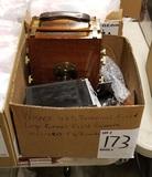 Vintage Wisner 4x5 Field Camera W/ Lenses & Boards
