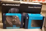 Alienware Steam Console, Link & Controller