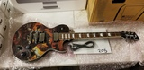 ASG Rob Zombie Limited Edition Autographed Guitar