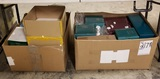 (2) Boxes Of Walt Disney Collectibles