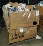 Gaylord Pallet ~ Unclaimed Product & Some Returns