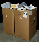 (2) Boxes ~ Unclaimed Product & Some Returns