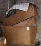 Large Box Of Automotive Supplies