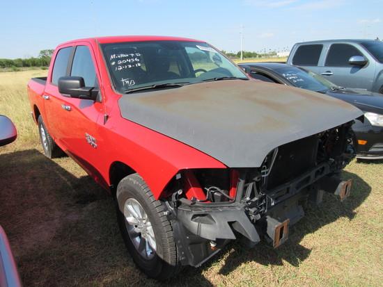 2018 Dodge Ram 1500 SLT