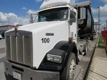 2007 Kenworth Truck Model T-800