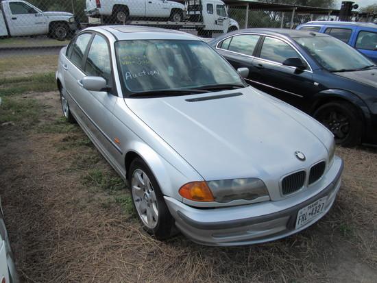1999 BMW 323i Gray