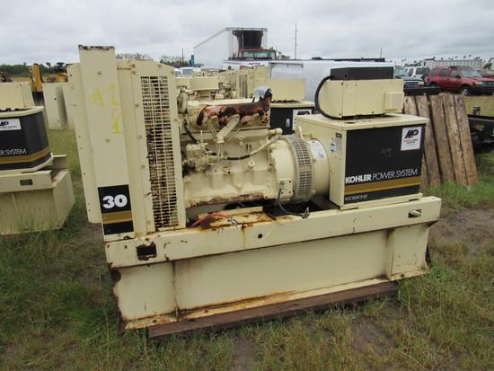 Kohler 30KW Generator